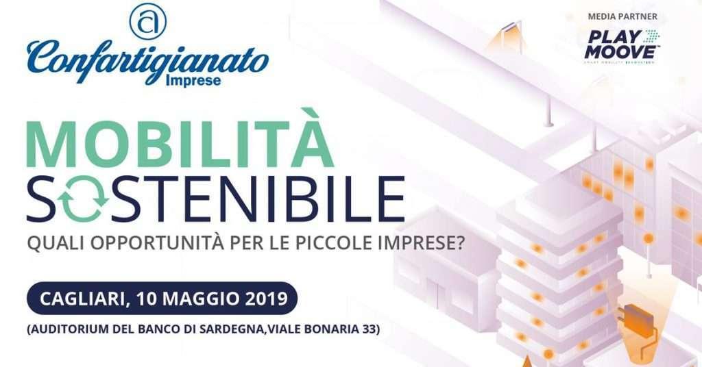 MOBILITA SOSTENIBILE - Cagliari, 10 maggio 2019 Banco di Sardegna, viale Bonaria 80